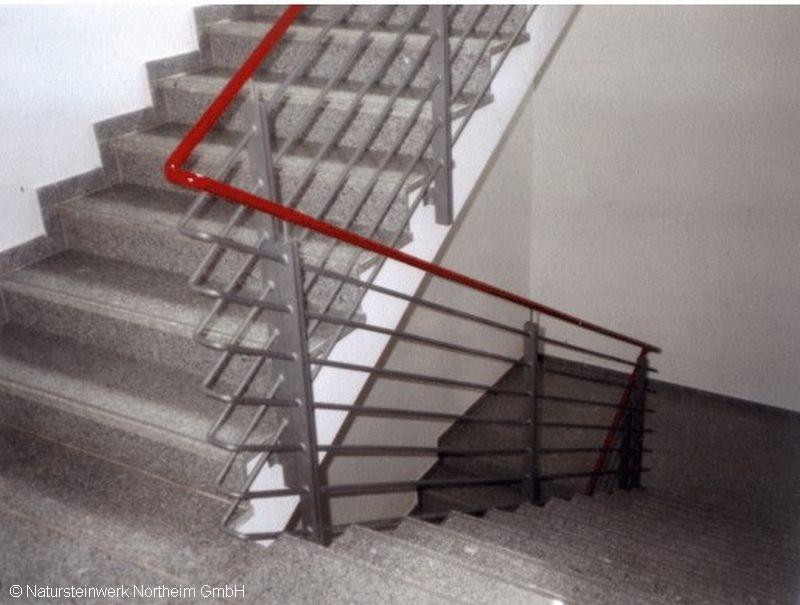 detailansicht treppe innen bild 4 natursteinwerk northeim gmbh. Black Bedroom Furniture Sets. Home Design Ideas